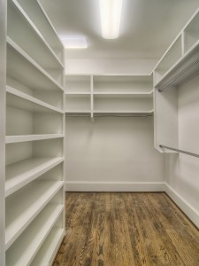 Avery Court walk in closet